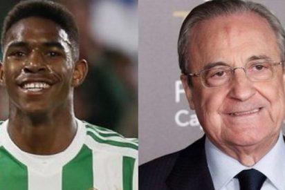 La super mentira sobre la cláusula de Junior Firpo y el Real Madrid