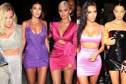 Las zapatillas de visón de las Kardashian y otras excentricidades