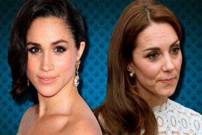 Así fue la pelea entre Kate Middleton y Meghan Markle que el Palacio de Buckingham sale a desmentir