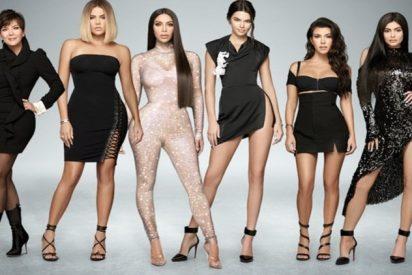 Las Kardashian, más populares en las redes sociales que en su reality show