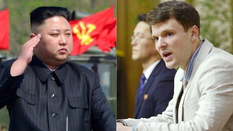 Corea del Norte, obligada a pagar 501 millones de dólares por la muerte de Otto Warmbier