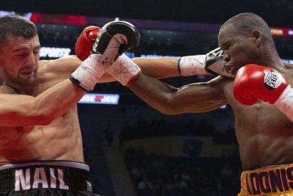 Este boxeador ucraniano destrona al campeón de los pesos semipesados con un KO antológico