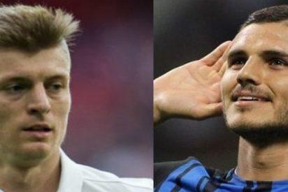 ¿Sabías que Kroos podría tener la llave del fichaje de Icardi?