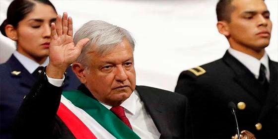 """López Obrador asume la presidencia de México: """"El plan es acabar con la corrupción y la impunidad"""""""