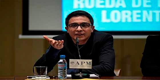 Lorent Saleh acusa a España de blandita y de ventana de oxígeno del régimen de Maduro