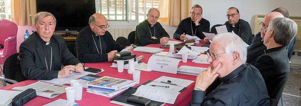 Los obispos Pujol, Novell, Casanova y Pardo visitaron a los presos independentistas en las cárceles