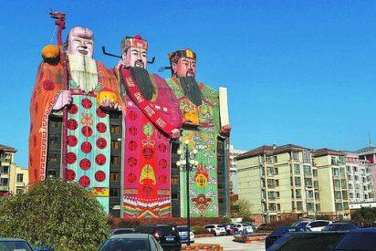 Langfang: la ciudad china que prohibió la Navidad