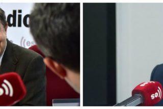 """Pedrojota le pide a Rivera que no pacte con VOX y Losantos se le echa al cuello: """"Tú te crees que diriges Ciudadanos"""""""