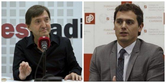 Losantos se harta del trilerismo rastrero de Rivera contra Vox y le desea a Ciudadanos un buen castañazo electoral