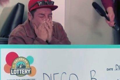 Este ex sintecho que dormía en un coche gana 250.000 dólares en la lotería