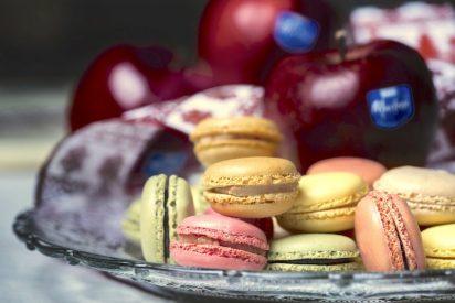 Macarons navideños con relleno Marlene®