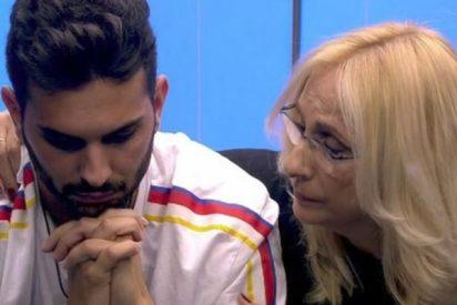 Miguel Frigenti le canta las 40 a la madre de Suso: «Estamos hartos de que nos digan cómo hacer nuestro trabajo»
