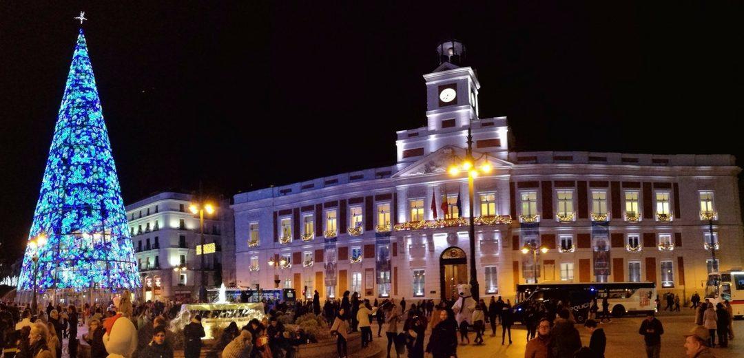 """El mensaje navideño de la diáspora venezolana en Madrid: """"Mi primera navidad fuera, necesito un abrazo"""""""
