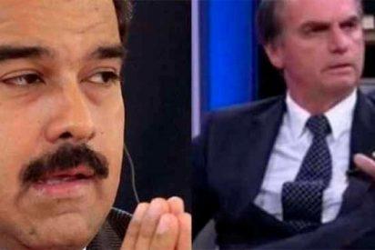 El gobierno electo de Brasil no invitó al dictador Maduro a la asunción de Bolsonaro