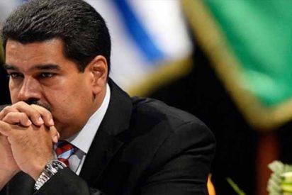 Un actor mexicano se confronta cara a cara con Nicolás Maduro