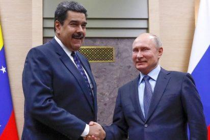 """EEUU sobre los bombarderos rusos en Venezuela: """"Ellos envían bombarderos y nosotros un buque hospital"""""""