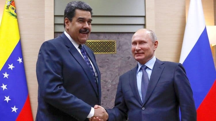 Rusia instalará una base militar en la Venezuela chavista ¿injerencia extranjera?