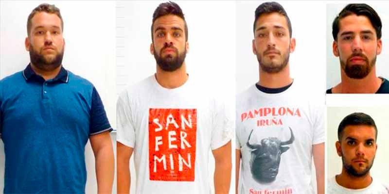 El Tribunal Superior de Navarra confirma los 9 años de cárcel para 'la Manada'