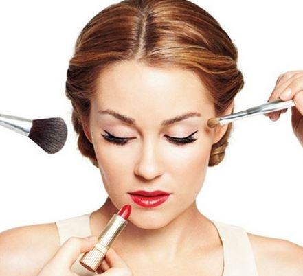 ¿Cómo tener un piel luminosa o glowing skin? - evita el exceso de cosméticos