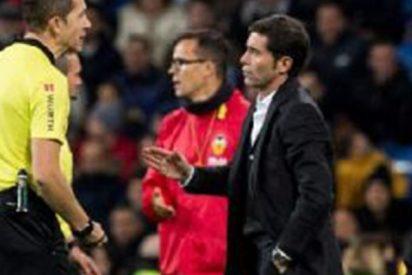 Marcelino se defiende de los que dicen que el Valencia fue indolente ante el Real Madrid