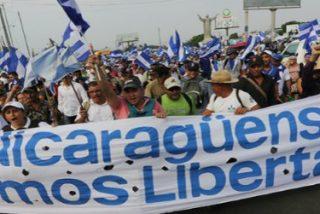 """El nuncio anima a los nicaragüenses a """"buscar siempre, sin cansarse, el diálogo"""""""
