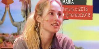 """María de 'OT 2018': """"Fui a la habitación, charlé un poco con Pablo y luego follamos"""""""