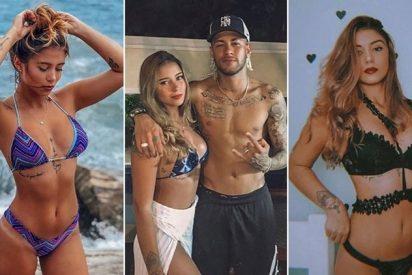 Mari Tavares, el 'caramelito' que se está comiendo Neymar