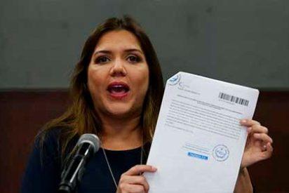 La vicepresidenta de Ecuador renuncia por corrupción