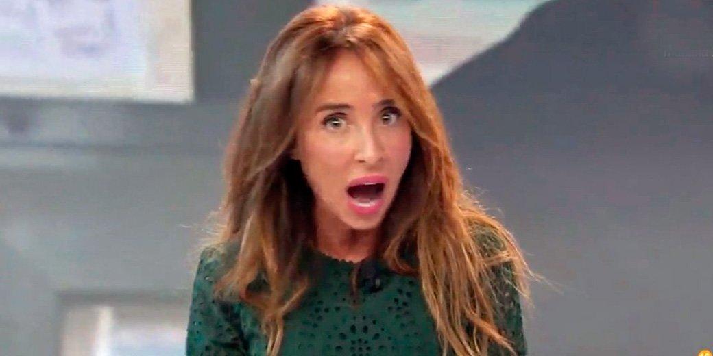 María Patiño deja a Rafa Mora por los suelos con solo tres palabras