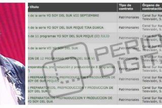 Populismo de cortijo en Canal SUR: las sevillanas de María del Monte le cuestan a los andaluces más de 8 millones de euros