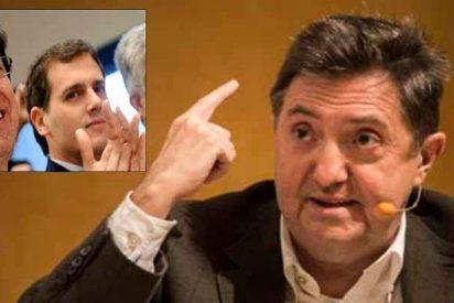 """Federico Jiménez Losantos: """"Ciudadanos corteja al partido más corrupto de Europa"""""""