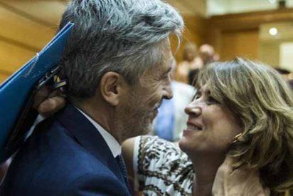 """El Gobierno Sánchez dice que lo de 'Marlaska maricón' de la ministra Delgado fue como """"ciudadana particular"""""""