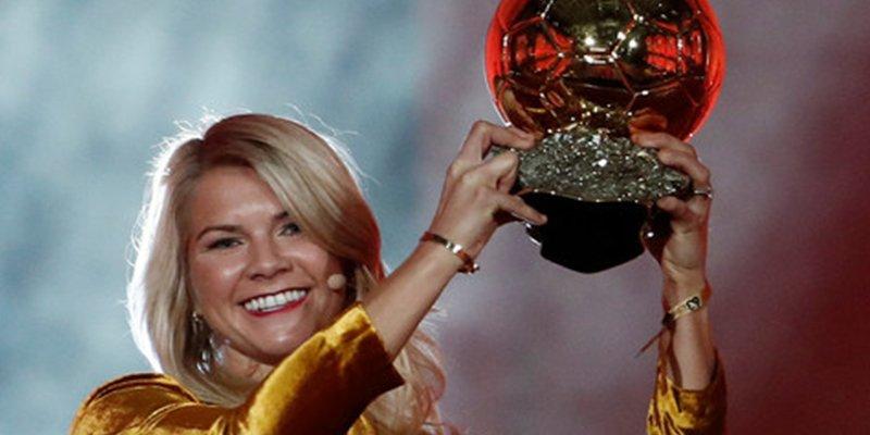 ¡Se acabó la polémica! La ganadora del primer Balón de Oro femenino confiesa que no lo molestó en absoluto el comentario sobre el twerking