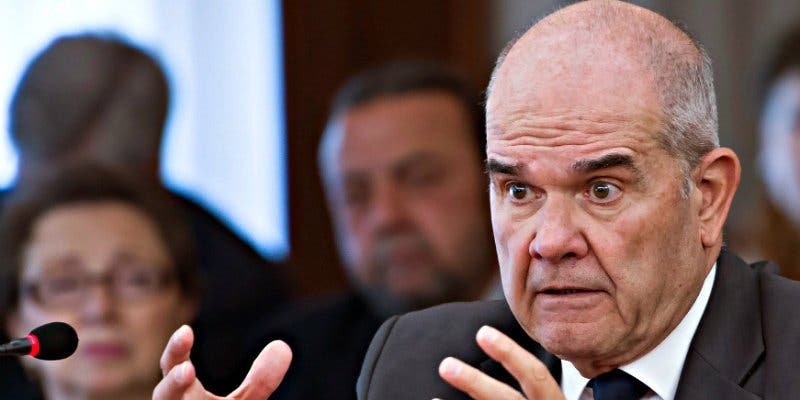 Manuel Chaves tiene la caradura de decir que el juicio de los ERE por corrupción ha sido 'una experiencia vital'