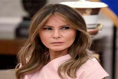 """La irreconocible Melania Trump que aparece en una entrevista para Fox News: """"¿Quién es?"""""""