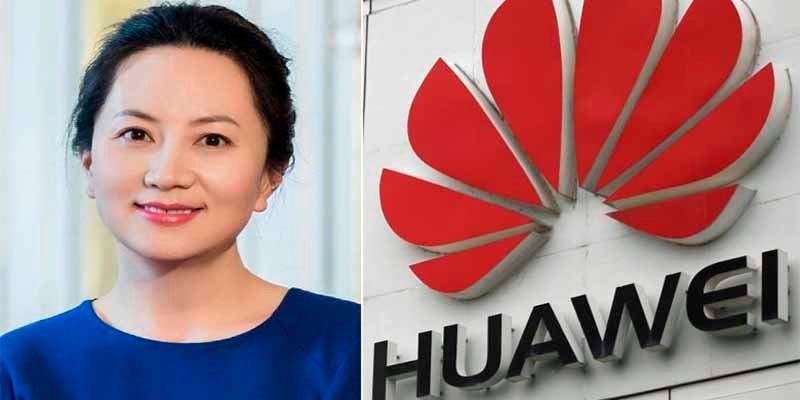 A petición de EEUU, arrestan en Canadá a la directora financiera de Huawei, por violar las sanciones a Irán