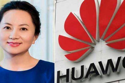 El juez deja en la libertad bajo fianza a a Meng Wanzhou, directora financiera y heredera del imperio Huawei