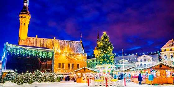 Seis increíbles mercadillos navideños de Europa