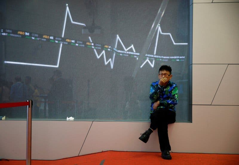 Bolsa: Los índices de Indonesia cierran al alza; el Jakarta Stock Exchange Composite avanza un 0,56%