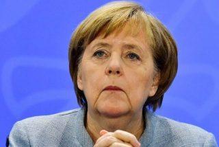 Pánico en Alemania por el coronavirus: Merkel reconoce que