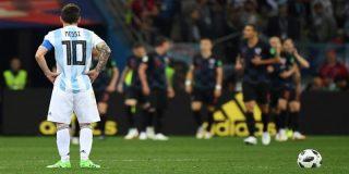 ¿Sabes qué le regaló Messi durante el Mundial de Rusia a uno de los verdugos de Argentina?