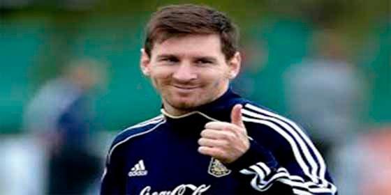 El nuevo y lujoso avión de 15 millones de dólares de Lionel Messi
