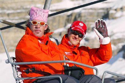 El comandante que rescató a Schumacher rompe el silencio y desvela detalles del accidente