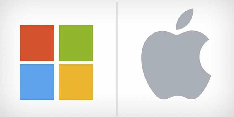 Wall Street: Microsoft supera a Apple como empresa con mayor capitalización