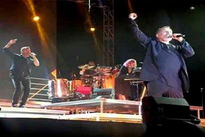 Miguel Bosé reaparece en Baja California y canta ante 4.000 entusiastas