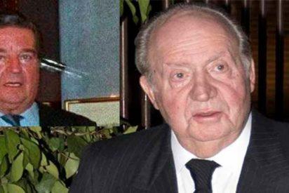 El rey Juan Carlos acude sin doña Sofía a la misa funeral de Miguel Primo de Rivera
