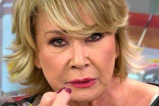 """Mila Ximénez 'vomita' sobre la intima amiga de Teresa Campos: """"Eres una viuda alegre, falsa y payasa"""""""