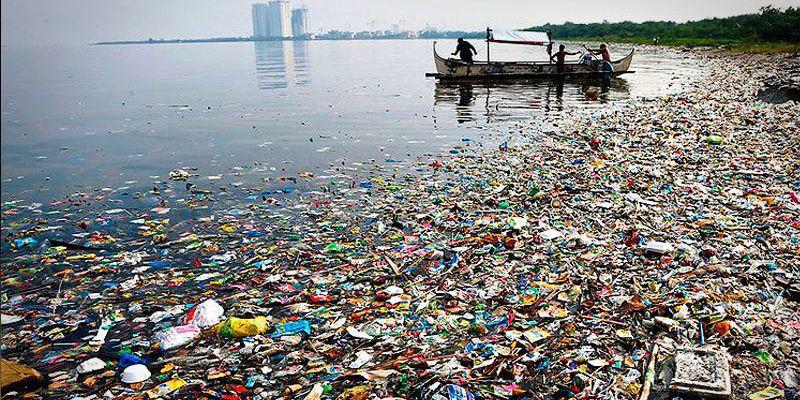 ¿Sabes qué diez productos de plástico llegan con más frecuencia a los mares de Europa?