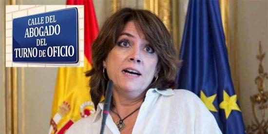 """La ministra Delgado dice que proetarras y golpistas son constitucionales, """"pero VOX no"""""""