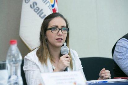 La ecuatoriana Verónica Espinosa, entre los 100 futuros líderes más influyentes del mundo